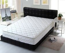 30cm NOBLE HIGH DENSITY POCKET SPRING MATTRESS king size