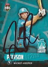 Brisbane Heat Cricket Trading Cards