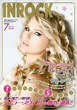 INROCK Jul 2009 7 Japan Music Magazine LINKIN PARK Taylor Swift GREEN DAY