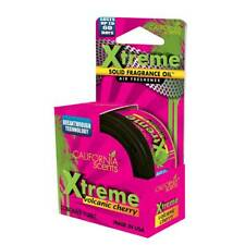 California Scents Xtreme Gel Air Freshener Solid Fragrance Oil - Cherry+Typhoon