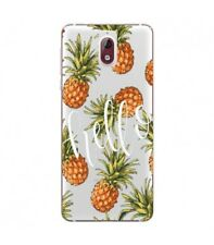 Coque Nokia 3.1 2018 Ananas hello tropical fruit Exotique