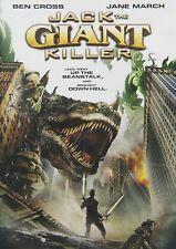 Jack the Giant Killer (DVD, 2013)