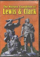 NEW The Historic Expedition of Lewis & Clark DVD Homeschool America Exploration