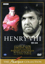 Shakespeare Henry VIII / Eighth / 8th BBC Collection - Claire Bloom (NEW) DVD