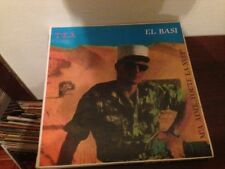 "TEA - EL BASI 12"" MAXI SPAIN FRENCH SYNTH POP"