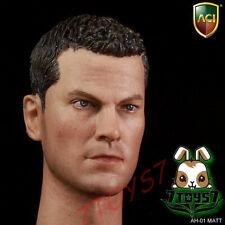 ACI Toys 1/6 AH01 Matt_ Head _no neck joint Movie stars Jason Bourne Bid AT056A