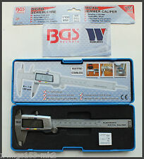 """BGS-calibre de nonio de Con Pantalla Digital, 150 mm (6 """") - Pro gama - 1930"""