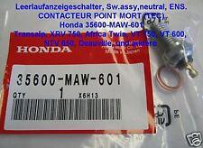 Leerlaufschalter Honda NTV 650, NTV650, Deauville NT650, 35600-MAW-601, RC33