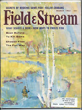 3/1965 Field and Stream Magazine