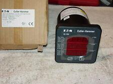 Cutler Hammer 1q100 Digital Indicator V A Amp Freq 1q115s41a5cp2