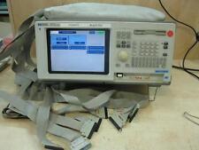 HP 1670E Logic Analyzer W/ 8x PODS