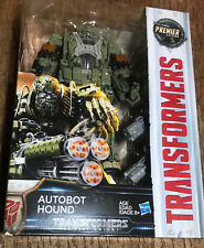 Transformers: Last Knight AUTOBOT HOUND ACTION FIGURE (Voyager Class). NEW!