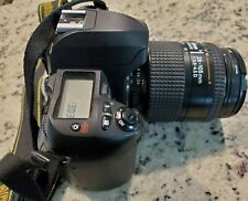 Nikon D100 6.1MP Digital SLR Camera w/28-105mm Lens, 70-300mm Lens, & Camera Bag