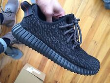 Yeezy Boost 350 Pirate Black 2016 size 6 Adidas