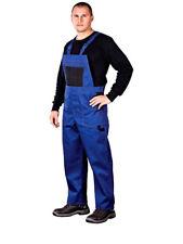 Latzhose blau Arbeitshose Arbeitskleidung Multi Master Top 50