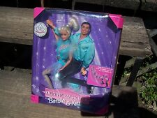 BARBIE & KEN 1997 OLYMPIC USA SKATER Vintage   Unopened Box