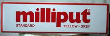 ( 100 Gr.= € 4,37 ) Milliput Standard gelb-grau 4 oz= 113,4 Gr.