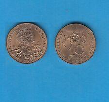 Conquête de l' Espace 10 Francs 1983 Tranche A