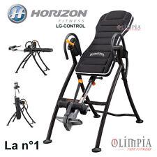 HORIZON - LG CONTROL - Panca Inversione ERGONOMICA - Regol. H.2mt -Portata 160kg