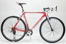 NEW 2013 Focus Mares CX 1.0 XL 58cm Rapha SRAM Force Carbon Cyclocross CX Bike