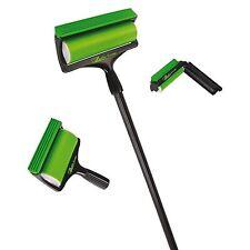 Rollie Genie 3Pcs Set Reusable Lint Roller Washable Sticky Dust Cob Web Remover