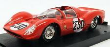 Brumm 1/43 Scale S036 - Ferrari 330 P3 Targa Florio 1966 - Bandini/Vaccarella