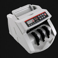 2108 Digital Display Money Counter for Us Dollar Bill Cash Counting machine 110V