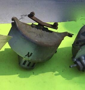 Studebaker  2R, windshield wiper motor, USED, broken bosses.    Item:  9691n