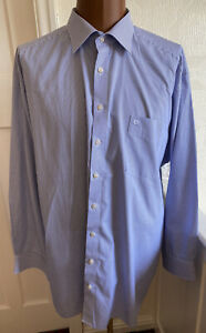 "MENS OLYMP LUXOR COMFORT FIT  SHIRT 19""/48"