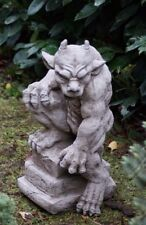 Large Guardian Gargoyle Stone Ghotic Sculpture Statue Patio Bespoke Garden Decor