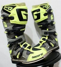 Gaerne SG 12 Motocross Boots - Size 7 - Great Condition! - Mx Alpinestars Tech