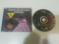 HEROES DEL SILENCIO RAREZAS CD 1998 EMI