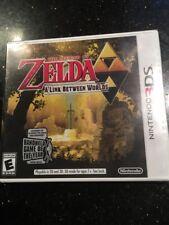 The Legend of Zelda: A Link Between Worlds  Nintendo 3DS New Factory Sealed