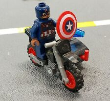 Lego Marvel Super Heroes set 30447 Captain America's Motorcycle polybag