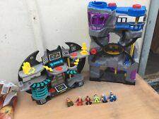 Imaginext Batman Bundle Job Lot Figures Playsets Batcave