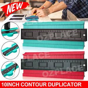 """10"""" Shape Contour Gauge Duplicator Copy Tool Profile Tile Edge Laminate Template"""