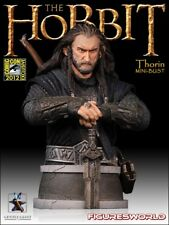 SDCC 2012 Gentle Giant Exclusive THE HOBBIT THORIN OAKENSHIELD Mini Bust 90/500