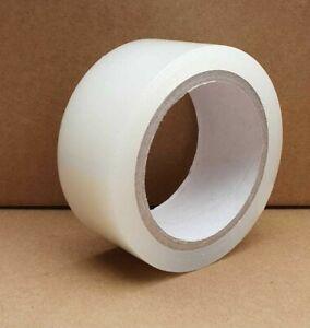 Polythene Repair Tape Greenhouse Polytunnel Clear Waterproof Heavy Duty 50mm 25m