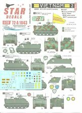 Star Decals 1/72 Vietnam 2 - ARVN M113 APC & Variants