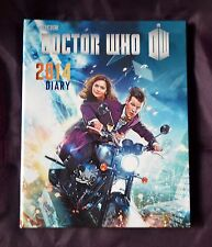 Doctor Who Desk Diary 2014 Hard Cover NEW
