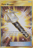 Pokemon Card: FIELD BLOWER 163/145 Guardians Rising Holo Full Art Secret Rare NM