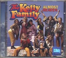 THE KELLY FAMILY - Almost heaven - CD 1996 NEAR MINT CONDITION