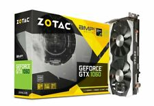 Zotac GeForce GTX 1060 6GB AMP! Edition 192-bit Gaming Graphic Card