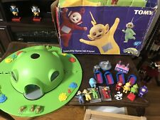 teletubbies House On Hill Playset