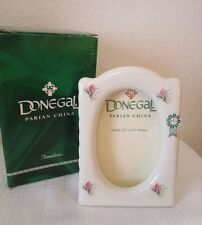 Donegal Parian China - Ireland - Rose Picture Frame - New - First Quality