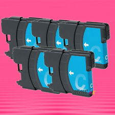 5P LC61C CYAN INK CARTRIDGE FOR BROTHER MFC 670CD 290C