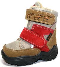 Richter Breite Schuhe für Jungen mit Klettverschluss