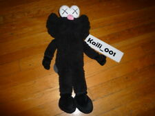 Kaws BFF 20inch Plush Black Limited Edition of 3000 Toy Bearbrick Companion B