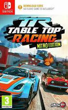 Nintendo SWITCH Spiel Table Top Racing Nitro NEU NEW 55