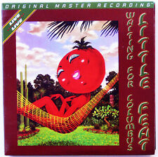 MFSL  GOLD 2 CD  LITTLE FEAT  ** NEW PROMO **  WAITING FOR COLUMBUS   Audiophile